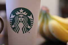 Starbucks & Bananas