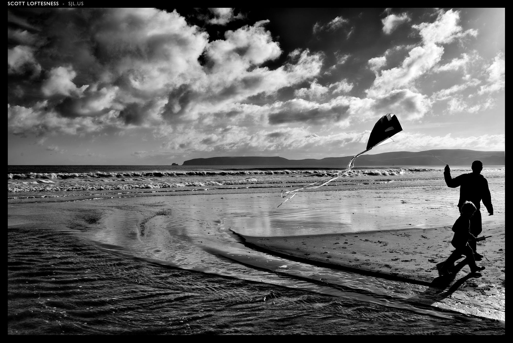 Kiterunner - Drake's Beach - 2013