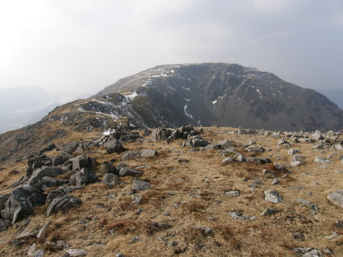 Looking back to High Stile