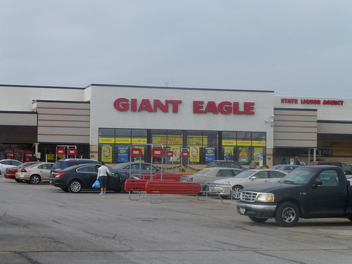 Giant Eagle in Willoughby Hills, Ohio