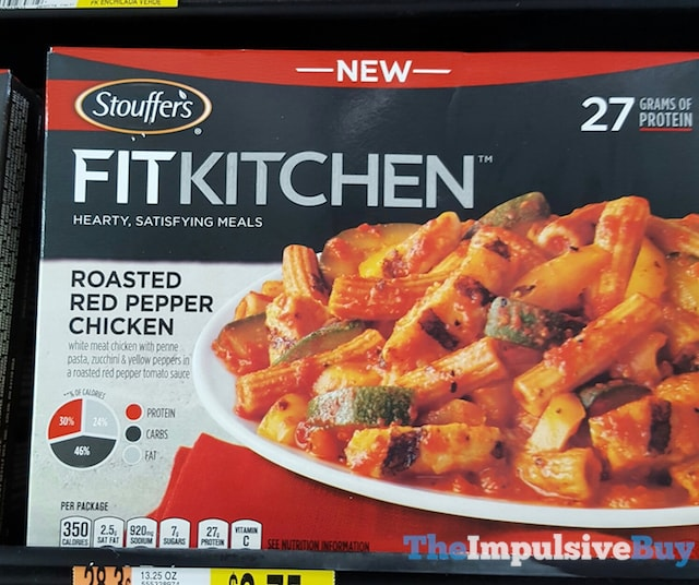 Stouffer's Fit Kitchen Roasted Red Pepper Chicken