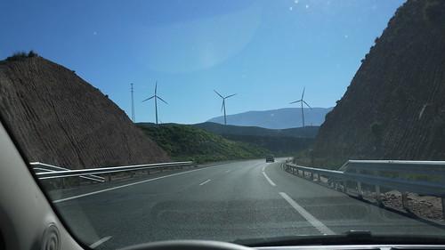 Road trip from Granada to Cadiz