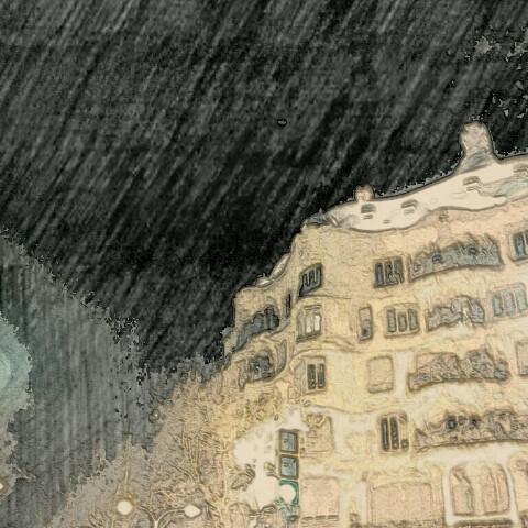 La Pedrera by debolsillo