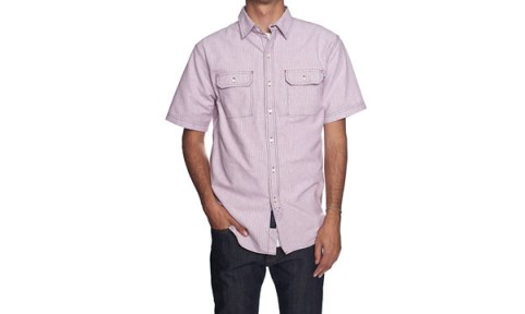 9_HUF_Spring_2013_Hanover_Short_Sleeve_Oxford_Shirt_Burgundy