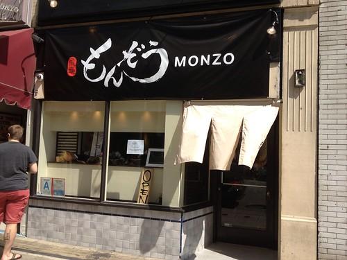 Monzo Little Tokyo