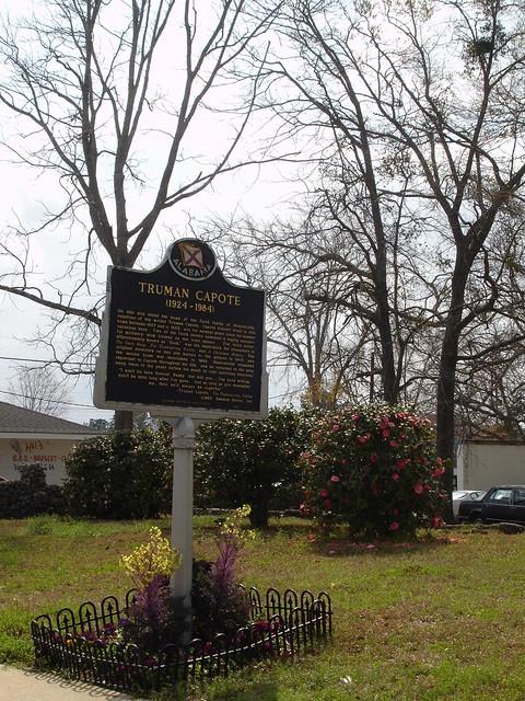 Truman Capote, Monroeville AL