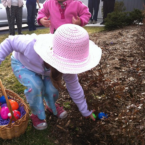 I got them!  #egg #hunt #easter #hat