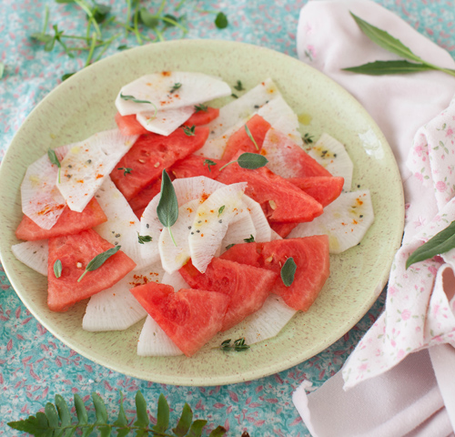 Watermelon Salad 2