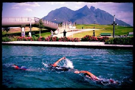 Todo listo para el Triatlón Monterrey 2013