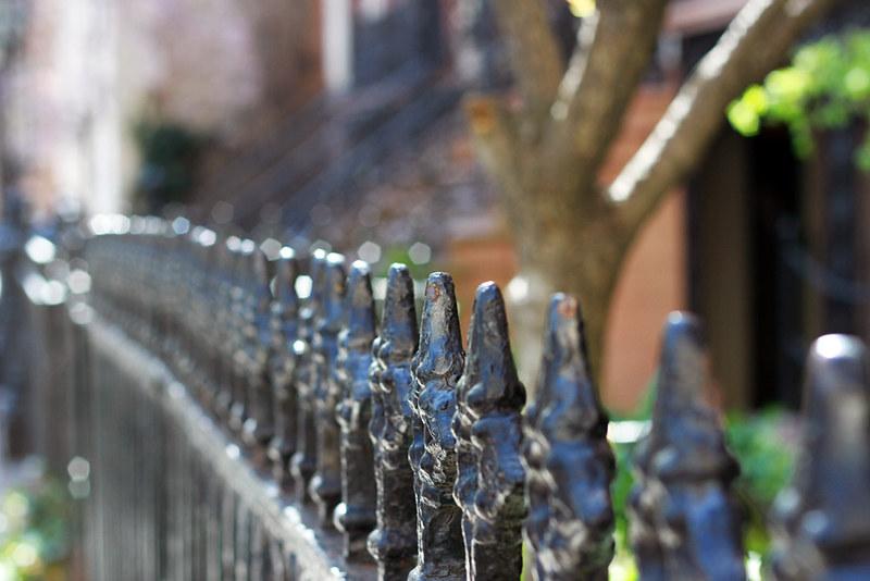 gramercy, fence