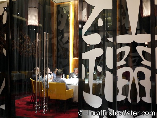 Red Lantern @ Solaire- private room-002