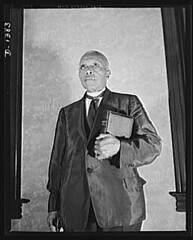 Longtime Rights Leader Rev. William H. Jernagin: 1940 ca