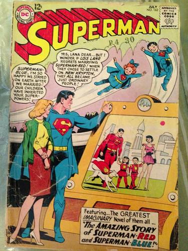Superman v1 #162