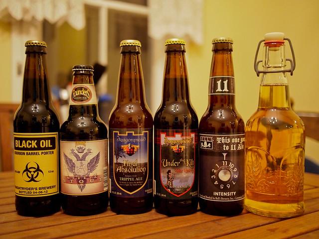 Beer Haul - 2/16/13