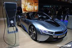 Elektrické BMW