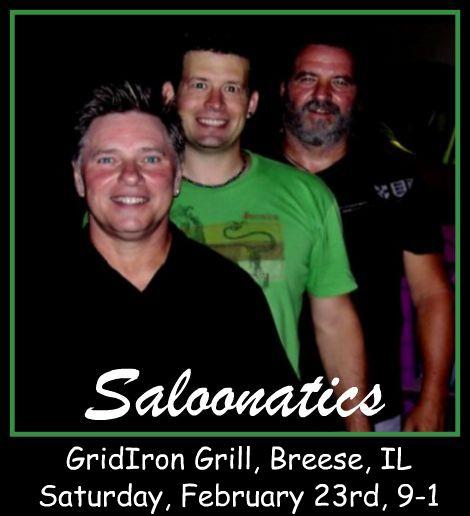 Saloonatics 2-23-13
