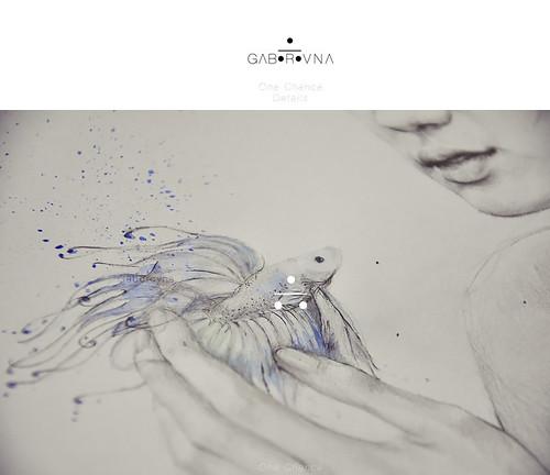 One Chance (Chanyeol fanart) - Detail
