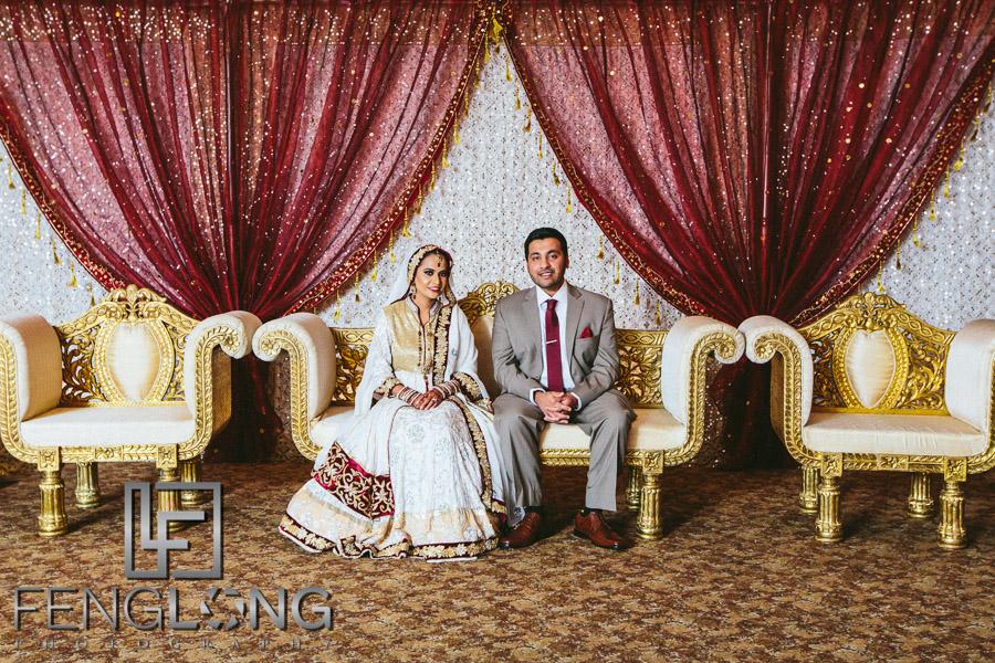 Sani & Javed's Valima | Bethak Banquet Hall | Atlanta Indian Wedding Photography
