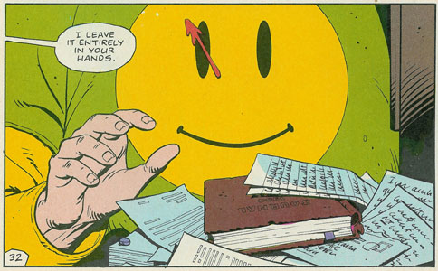 Watchmen Last Panel