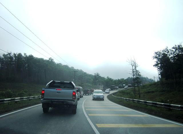 Sibu-Selangau road