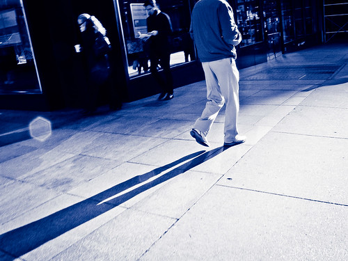 Walk away by Eleven ~ NYC~