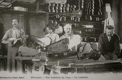 MIRECOURT une industrie du Pays - La lutherie 1920