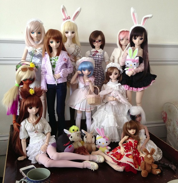 Dollfie Dream meet!