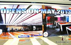 SM Bowling Center opening on May/June 2013