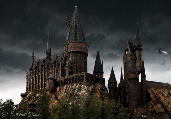 Hogwarts at Islands of Adventure | Per Creative Commons ...