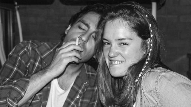 María Alejandra y yo