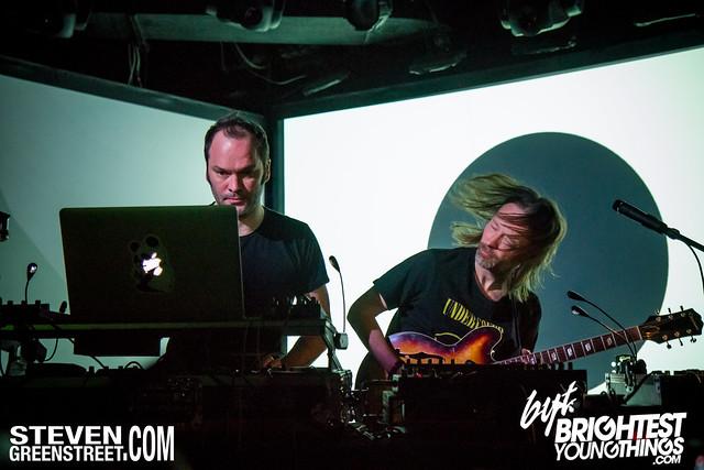 Atoms For Peace DJ Set NYC