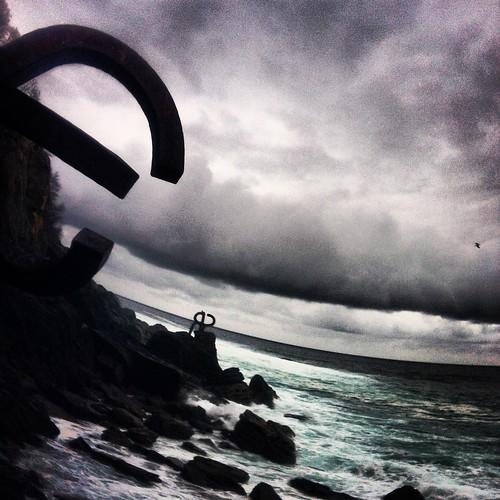 El peine de los vientos