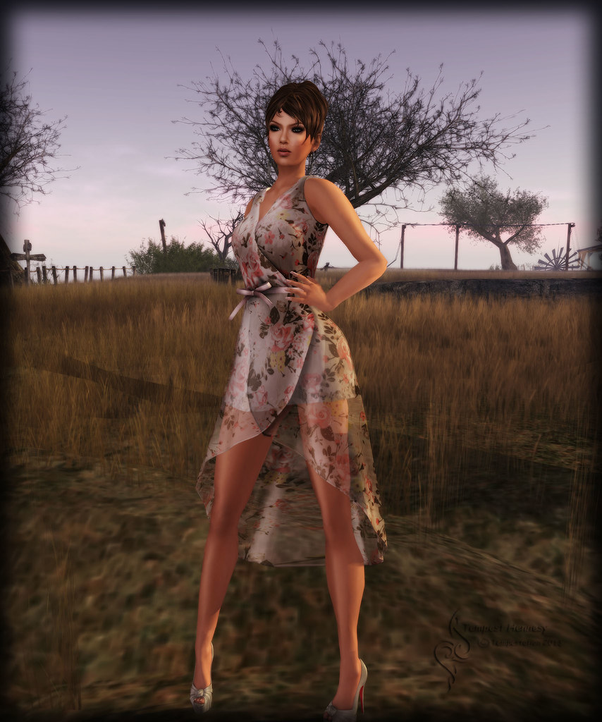 The Garment Rack:  Zaara Calls in Spring
