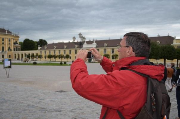 Vienna Palace Shot