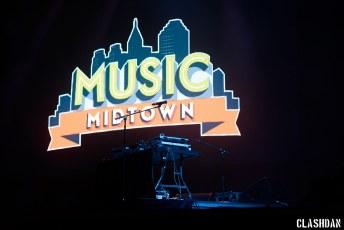 @ Music Midtown Festival in Atlanta GA on September 17th 2016