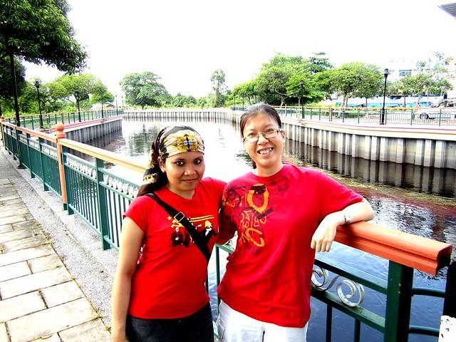 At Sungai Merah