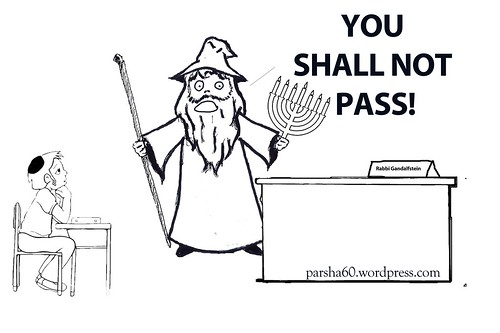 Rabbi Gandalf