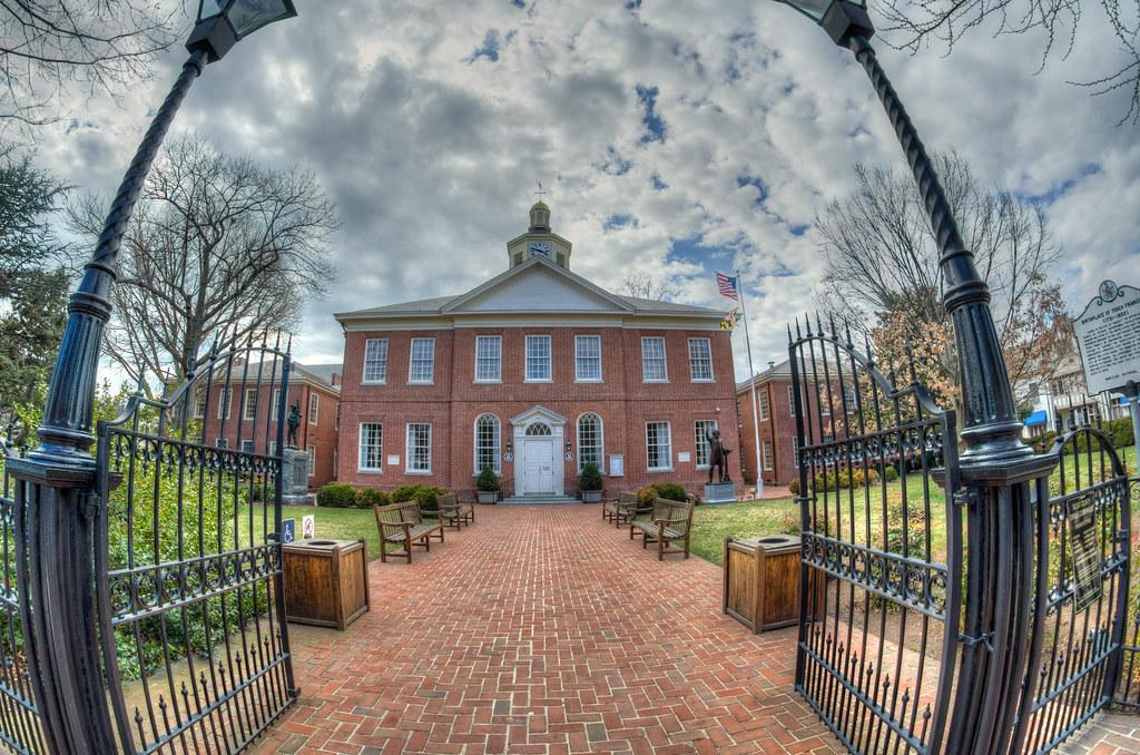 HDR - Easton, Maryland