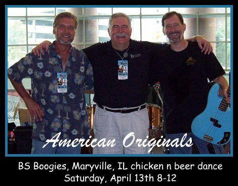 American Originals 4-13-13