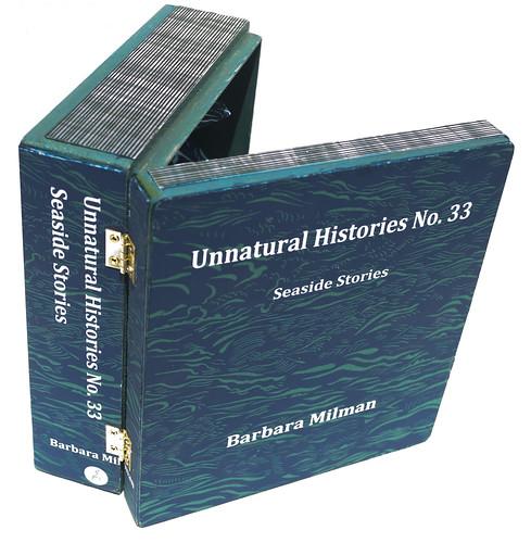 Barbara Milman.Unnatural Histories #33 Seaside Stories.1