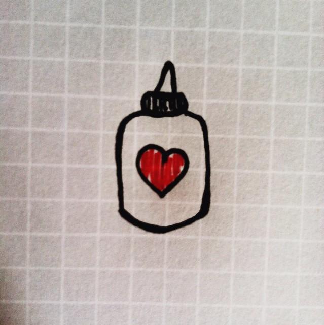 Love glue