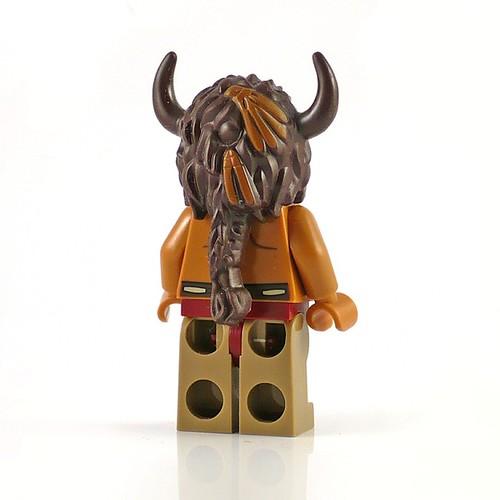 The Lone Ranger 79107 Comanche Camp figs10