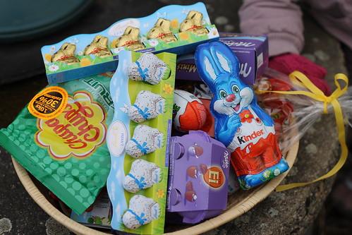 Easter harvest