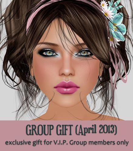 V.I.P. Group Gift April 2013