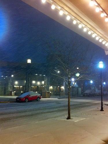 3-22-13 Denver Movie Theatre Snow 4