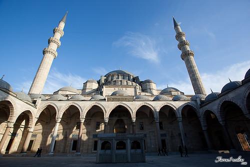 Mezquita Suleymaniye (Estambul)