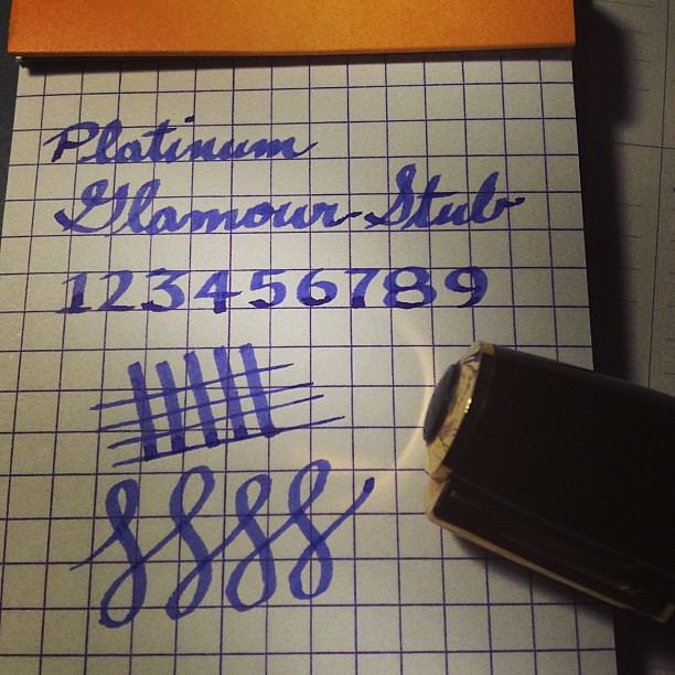 "Platinum Glamour ""stubification"" writing sample. I modificatified it. :p"