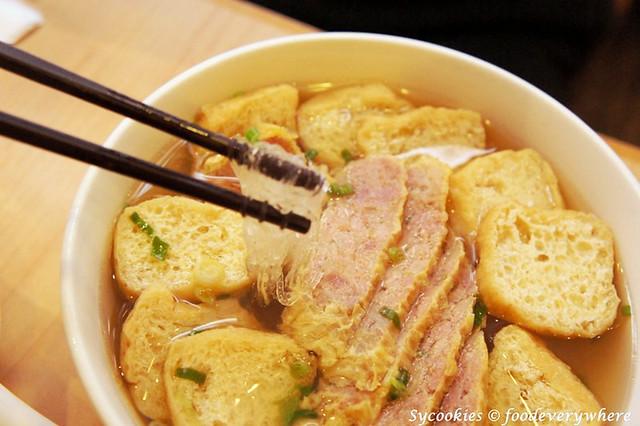 2.din tai fung 2 -Glass noddle soup RM 13.50 (4)