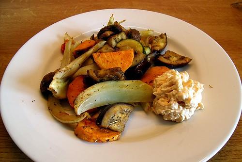 Gemüse aus dem Ofen 5