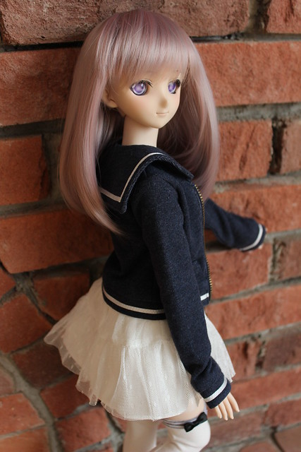 Volks Sailor Tulle Skirt set